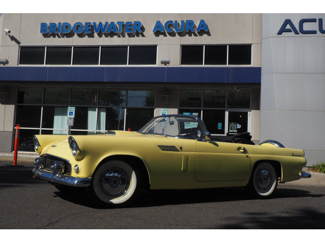 Pre-Owned 1956 Ford Thunderbird Roadster
