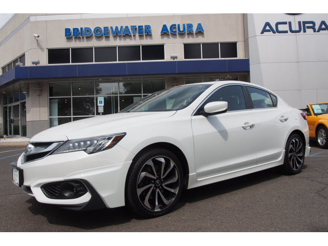 Certified Pre Owned 2017 Acura Ilx W Premium A Spec