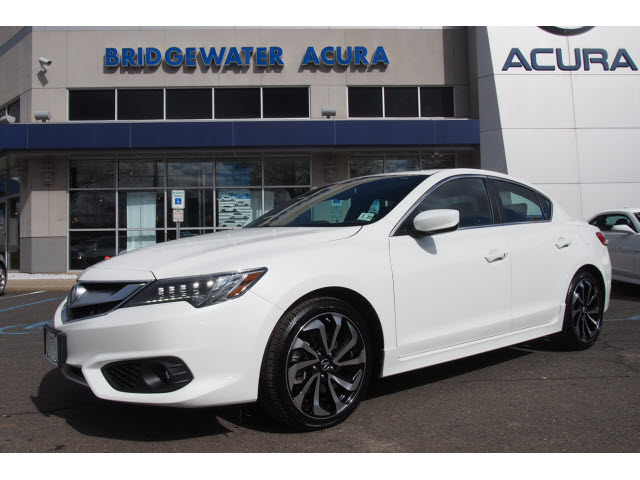 Certified Pre Owned 2017 Acura Ilx With Premium And A Spec Package