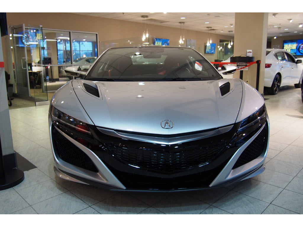 Pre-Owned 2017 Acura NSX Sport in BRIDGEWATER #69442S ...
