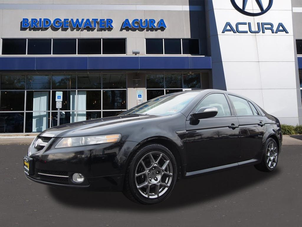 Pre-Owned 2008 Acura TL Type S w/Nav System
