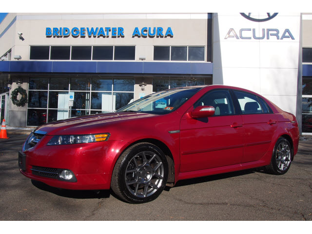 Pre Owned 2007 Acura Tl Type S W Nav Type S 4dr Sedan 5a In