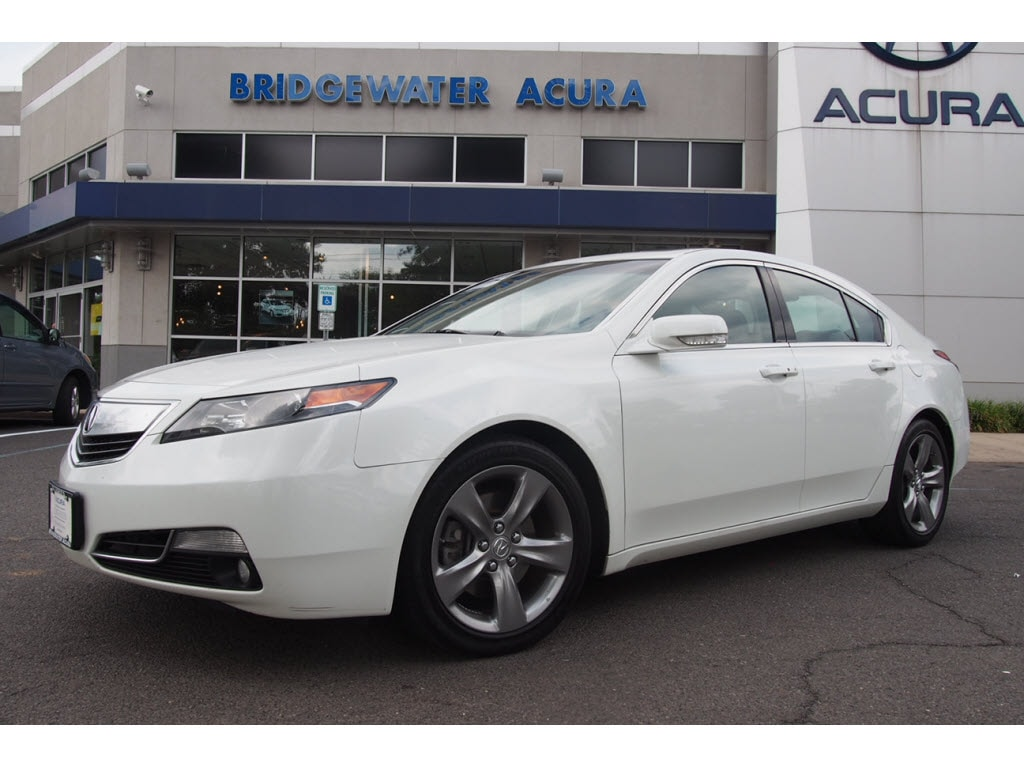 Pre-Owned 2013 Acura TL SH-AWD 6-Speed Manual with Technology Package