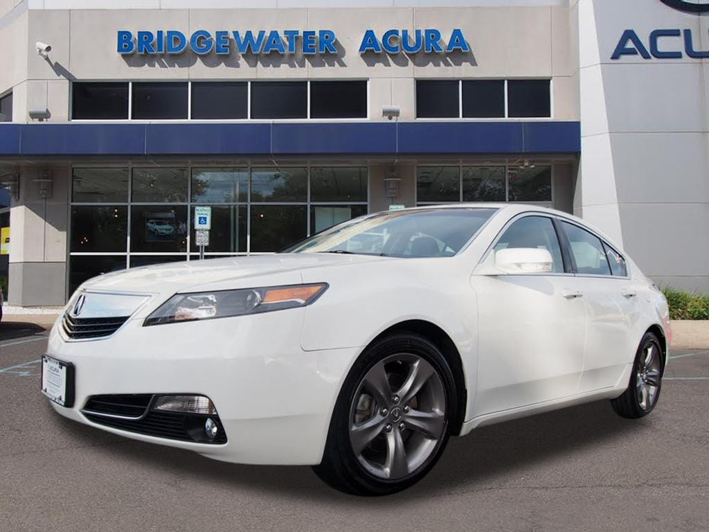 Pre-Owned 2014 Acura TL 3.7 w/Technology Package