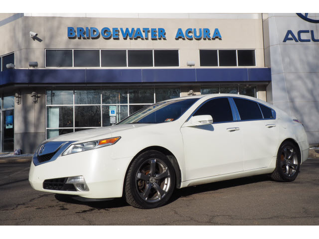 Pre-Owned 2011 Acura TL SH-AWD w/Tech