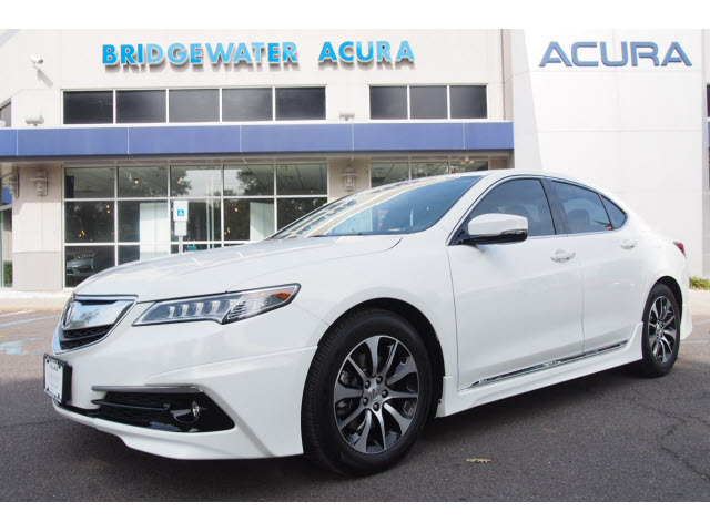 Pre-Owned 2015 Acura TLX Base