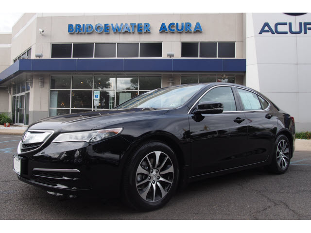 Certified Pre-Owned 2015 Acura TLX 2.4 8-DCT P-AWS with Technology Package