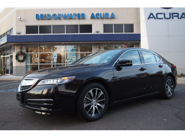 pre owned 2017 acura tlx w tech 4dr sedan w technology package in bridgewater 69713 bill. Black Bedroom Furniture Sets. Home Design Ideas
