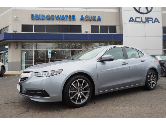 Pre-Owned 2015 Acura TLX V6 w/Tech