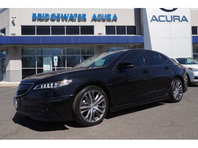 Pre-Owned 2015 Acura TLX V6 w/Advance