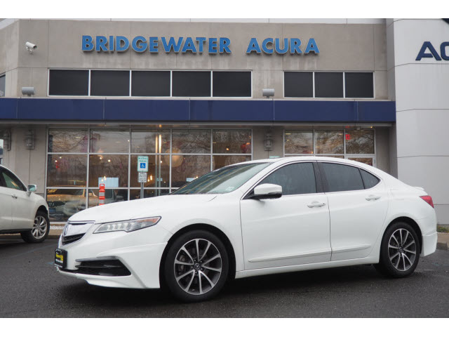Pre-Owned 2015 Acura TLX SH-AWD V6 w/Tech