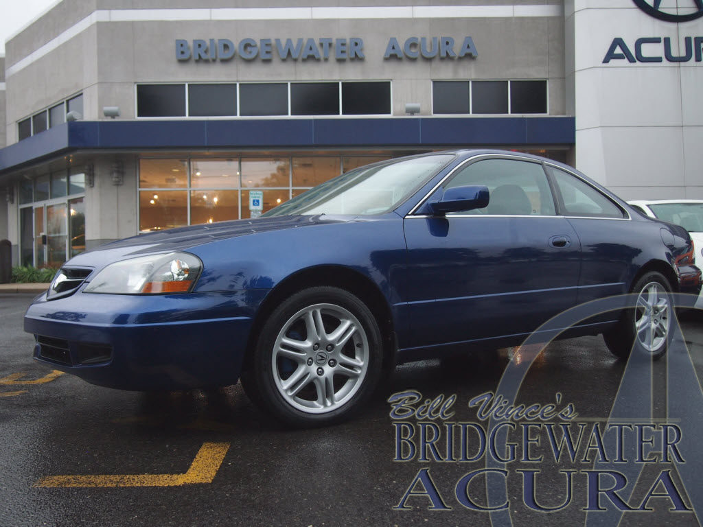 Pre Owned 2003 Acura Cl 3 2 Type S W Nav Coupe In
