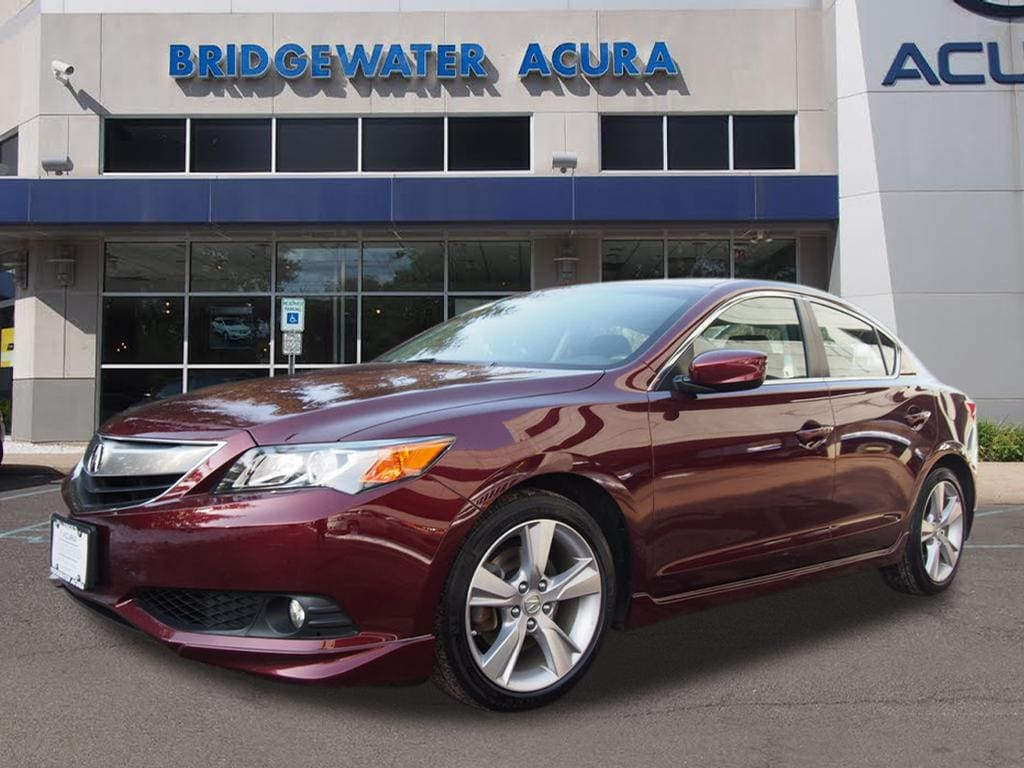 Pre-Owned 2014 Acura ILX 6-Speed Manual with Premium Package