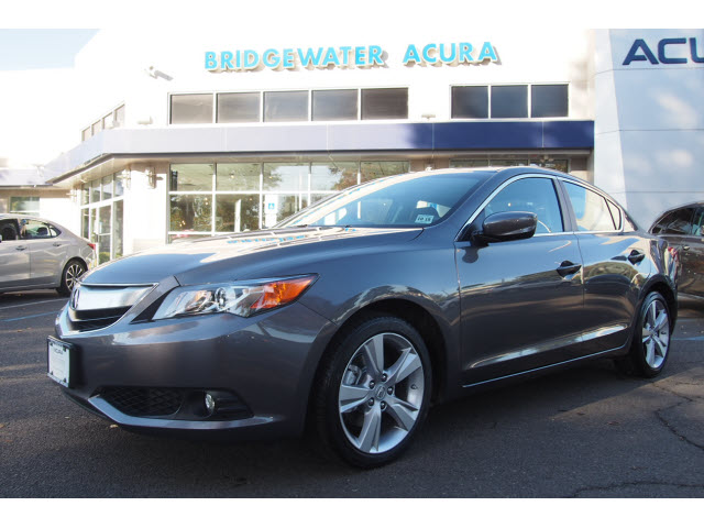 Certified Pre-Owned 2015 Acura ILX 6-Speed Manual with Premium Package