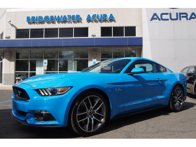 Pre Owned 2017 Ford Mustang Gt W Navi