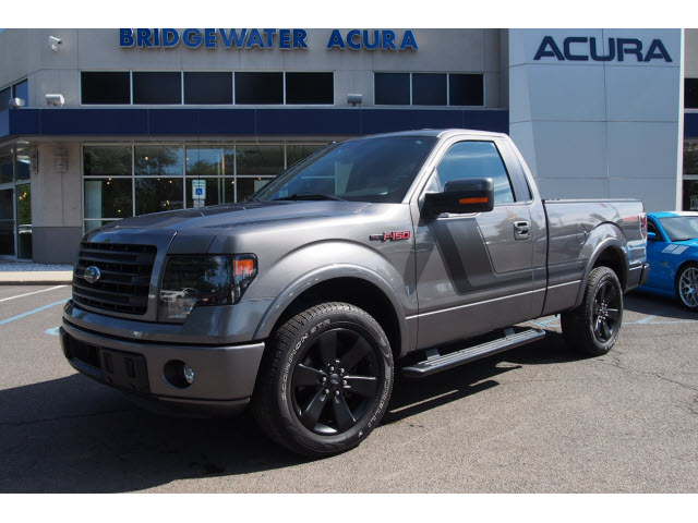 F 150 Tremor >> Pre Owned 2014 Ford F 150 Tremor Fx2 4x2 Fx2 2dr Regular Cab
