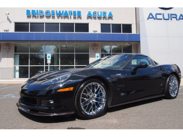 Pre Owned 2009 Chevrolet Corvette Zr1 3zr W Nav Zr1 2dr