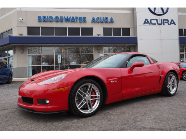 Pre-Owned 2006 Chevrolet Corvette Z06 Z06 2dr Coupe in