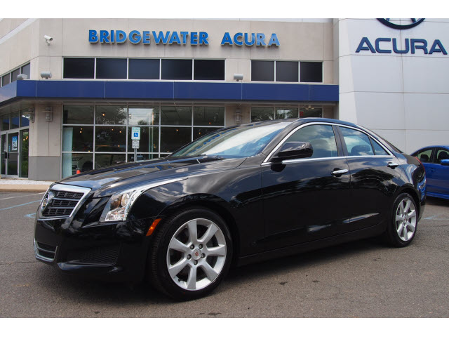 Pre Owned 2013 Cadillac Ats 2 0t 2 0t 4dr Sedan In Bridgewater