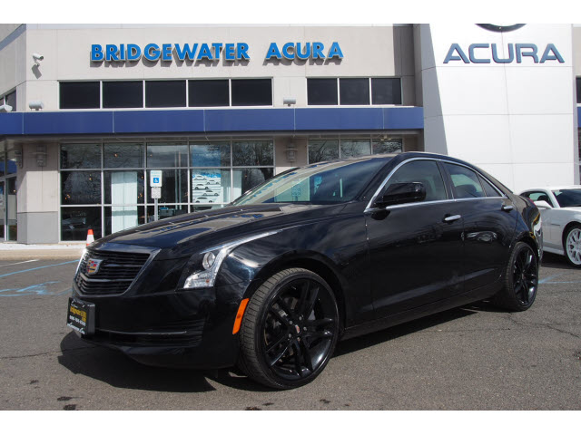 Pre Owned 2016 Cadillac Ats 2 0t 2 0t 4dr Sedan In Bridgewater