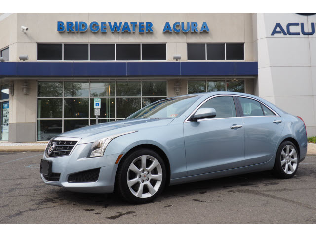 Pre-Owned 2013 Cadillac ATS 2.0T