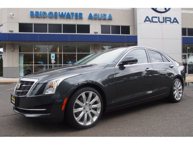Pre Owned 2015 Cadillac Ats 2 0t Luxury W Nav 2 0t Luxury 4dr Sedan