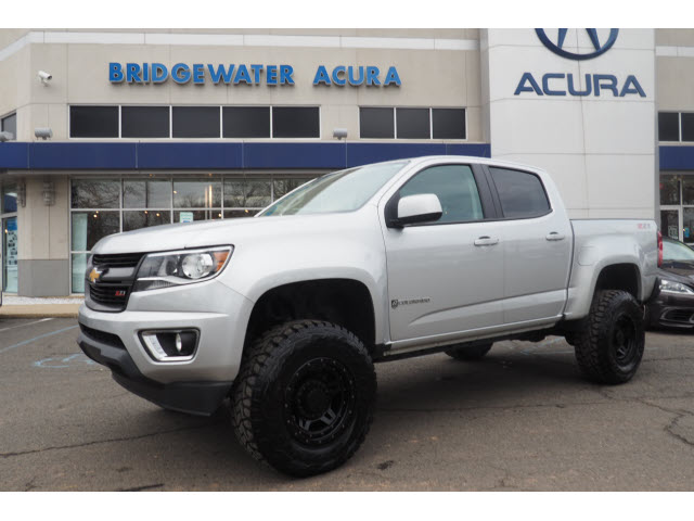 Pre Owned 2016 Chevrolet Colorado Z71 4wd 4x4 Z71 4dr Crew Cab 5 Ft Sb In Bridgewater P13618s Bill Vince S Bridgewater Acura