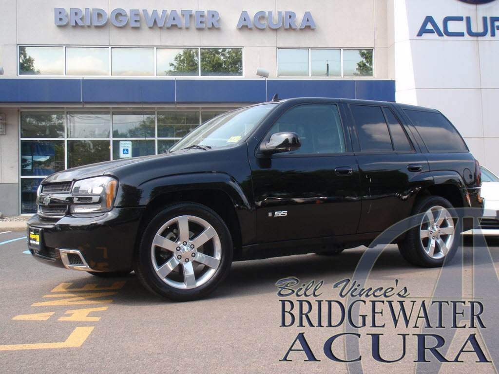 Pre Owned 2009 Chevrolet Trailblazer Ss W 3ss Suv In Bridgewater