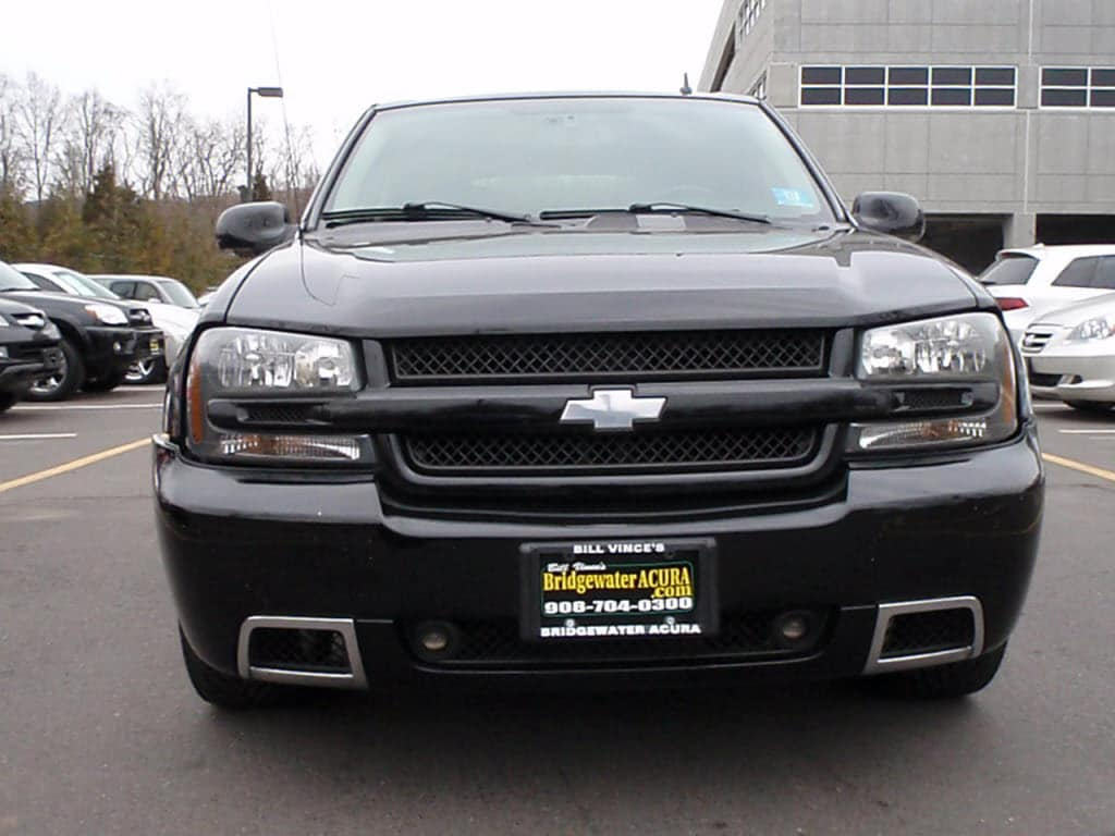 pre owned 2006 chevrolet trailblazer ss w nav suv in bridgewater p7100as bill vince s. Black Bedroom Furniture Sets. Home Design Ideas