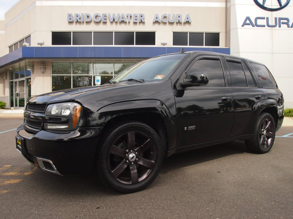 pre owned 2008 chevrolet trailblazer ss suv in bridgewater p9356bs bill vince s bridgewater acura. Black Bedroom Furniture Sets. Home Design Ideas
