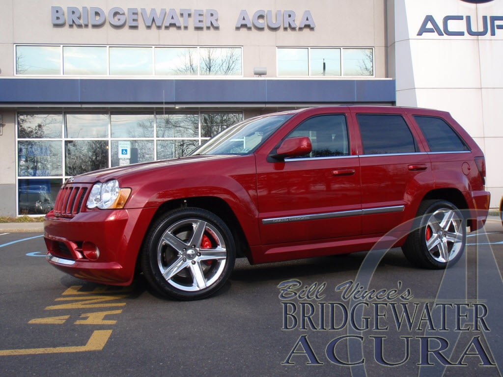 Good Pre Owned 2010 Jeep Grand Cherokee SRT8