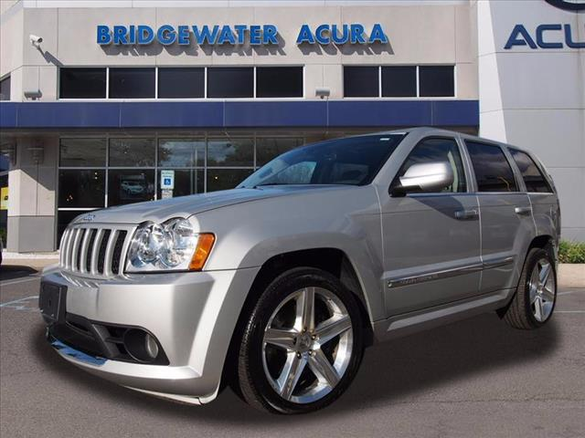 pre owned 2006 jeep grand cherokee srt8 srt8 4dr suv 4wd w. Black Bedroom Furniture Sets. Home Design Ideas