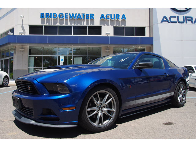 Pre-Owned 2014 Ford Mustang Roush RS V6 2dr Coupe in ...