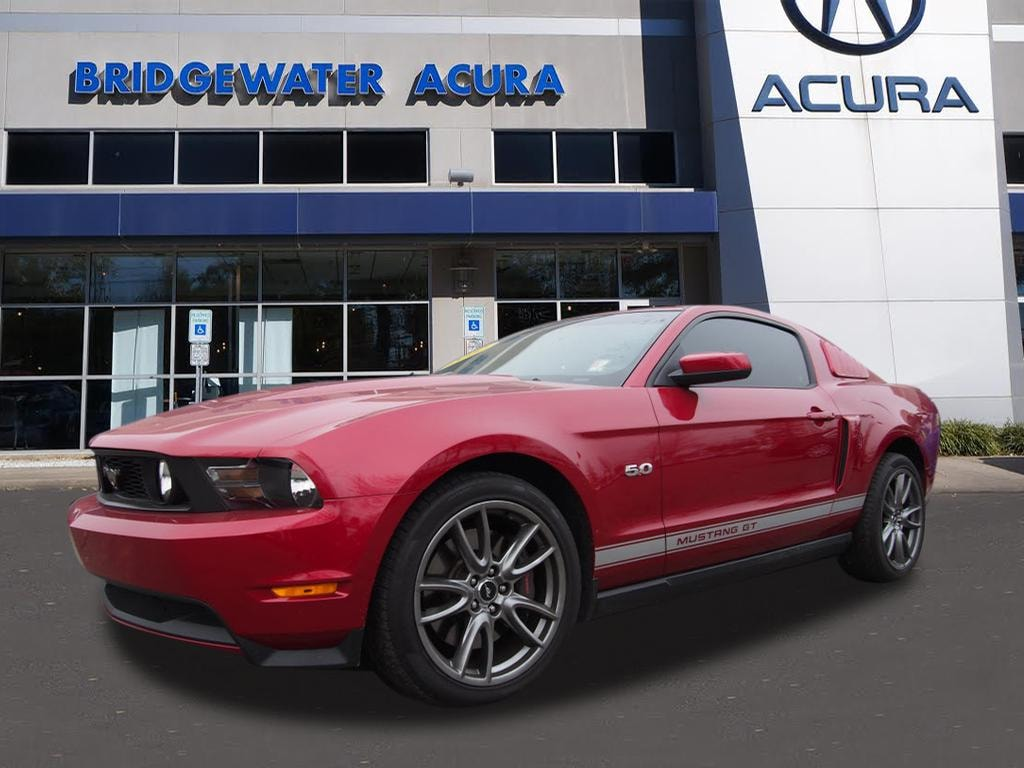 pre owned 2012 ford mustang gt coupe in bridgewater. Black Bedroom Furniture Sets. Home Design Ideas