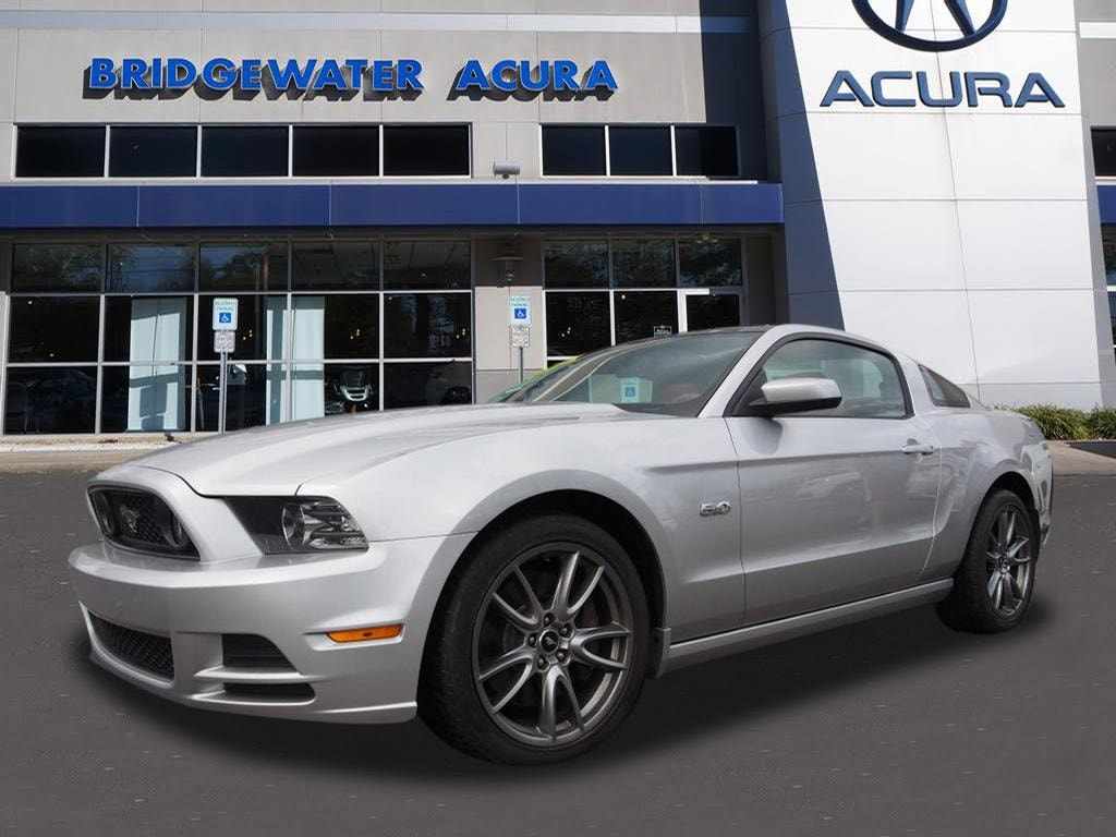 Pre Owned 2014 Ford Mustang Gt Glass Roof Track Pack Coupe In