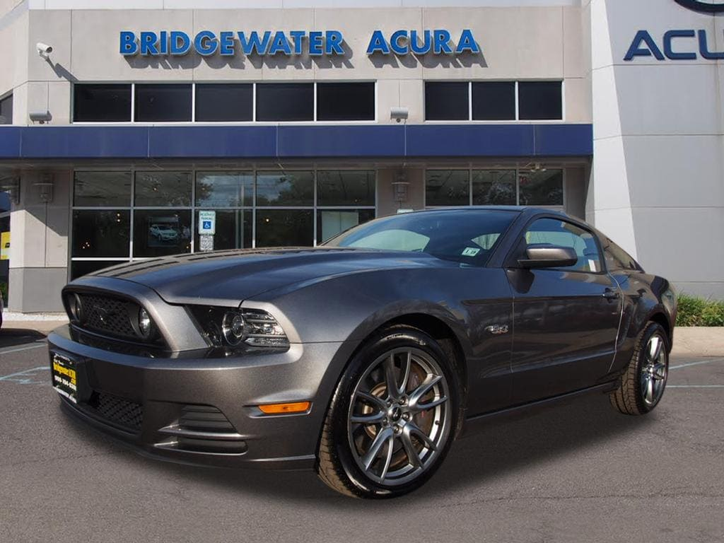 Pre Owned 2014 Ford Mustang Track Pack Gt Coupe In Bridgewater