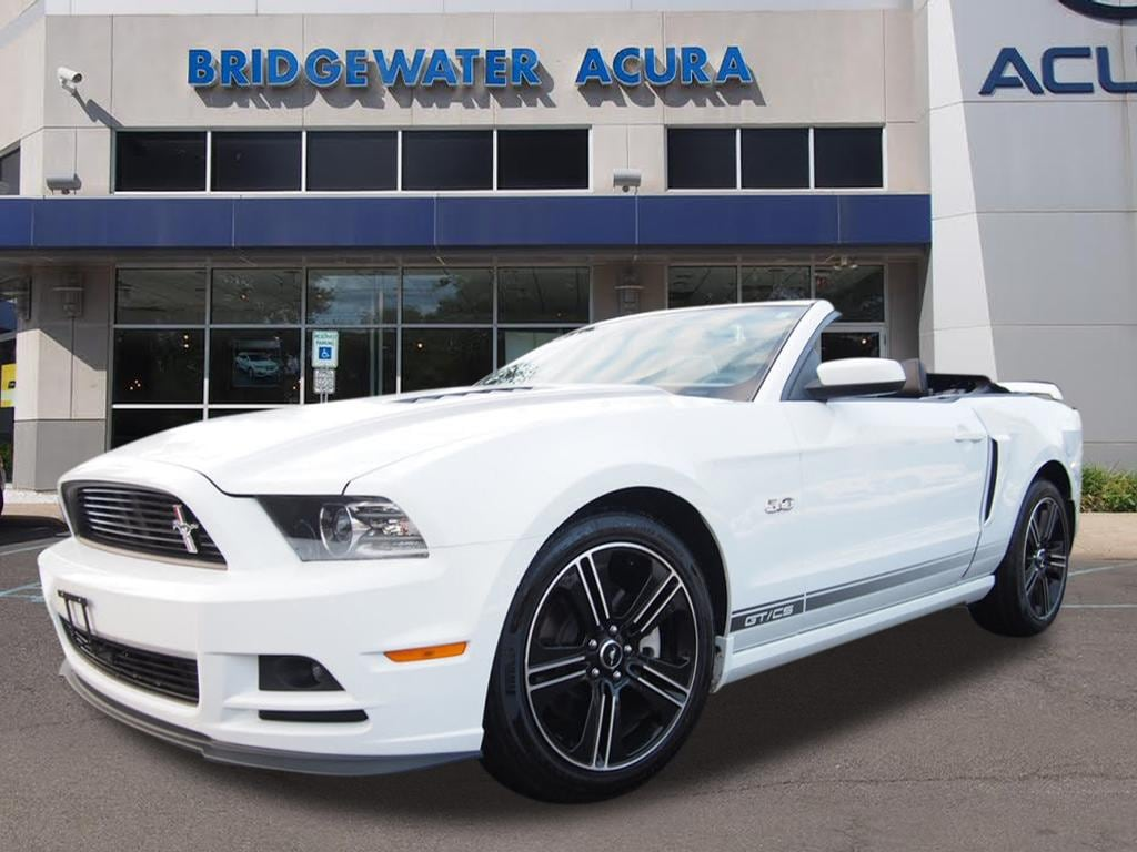 Pre owned 2014 ford mustang gt cs convertible in bridgewater
