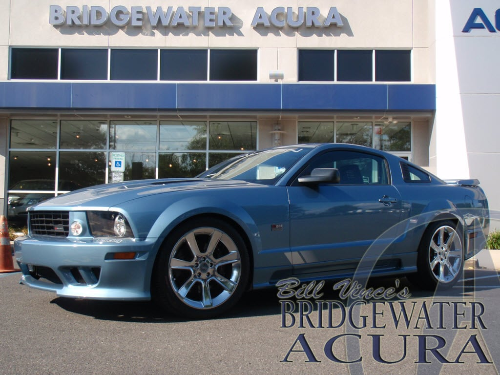 Pre-Owned 2006 Ford Mustang Saleen S281 SC Coupe in BRIDGEWATER
