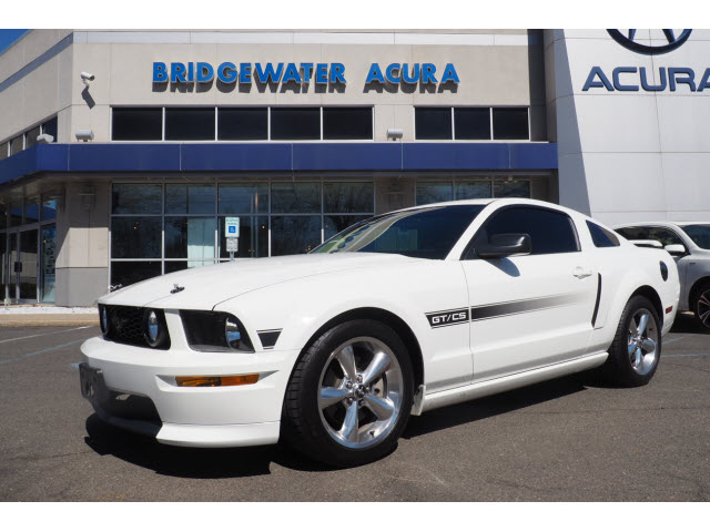 Pre Owned 2007 Ford Mustang Gt Cs