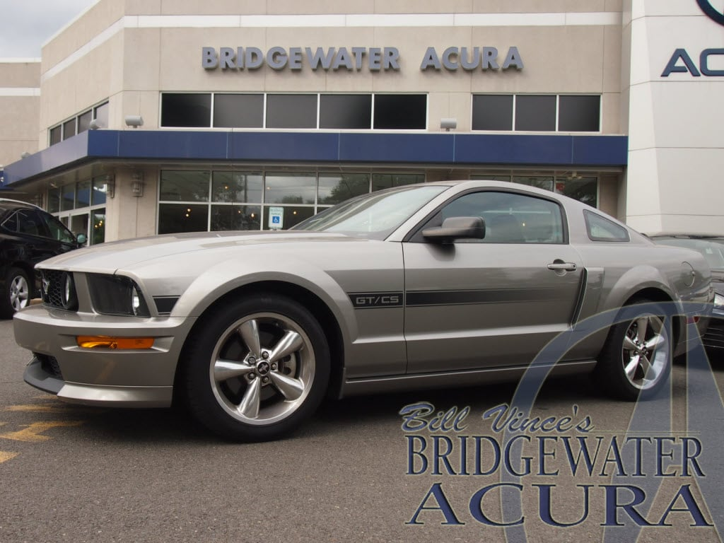Pre Owned 2009 Ford Mustang Gt Cs