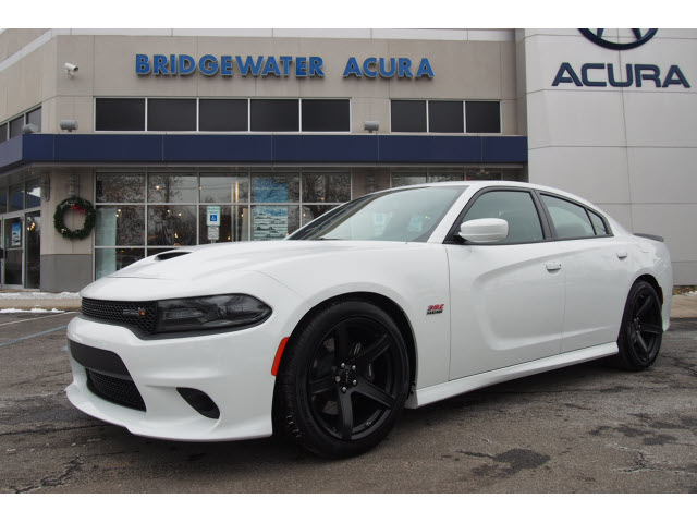 Pre Owned 2018 Dodge Charger R T Pack W Nav