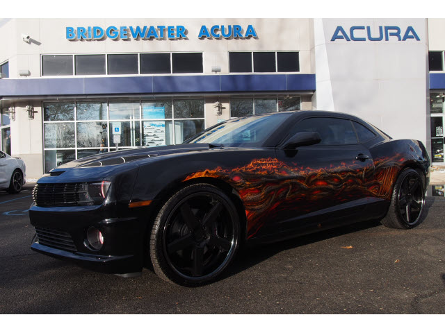 Pre Owned 2012 Chevrolet Camaro West Coast Custom