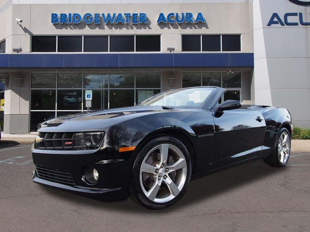 Pre-Owned 2011 Chevrolet Camaro 2SS Convertible in ...