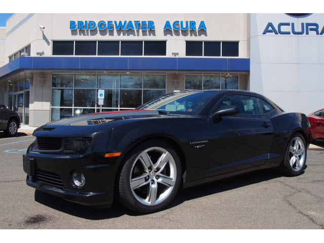 Pre Owned 2017 Chevrolet Camaro Ss 45th Anniversary