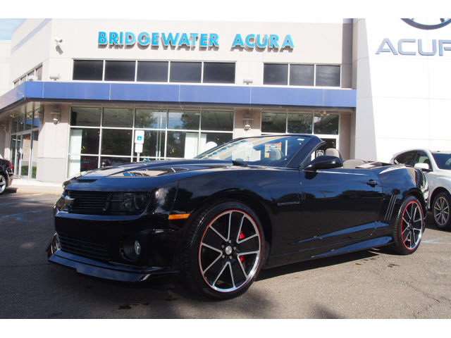 Pre-Owned 2011 Chevrolet Camaro 2SS Supercharged