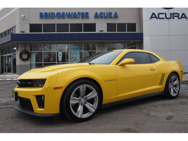 Pre-Owned 2013 Chevrolet Camaro ZL1 w/Nav ZL1 2dr Coupe in ...2013 Camaro Zl1 Supercharger Recall