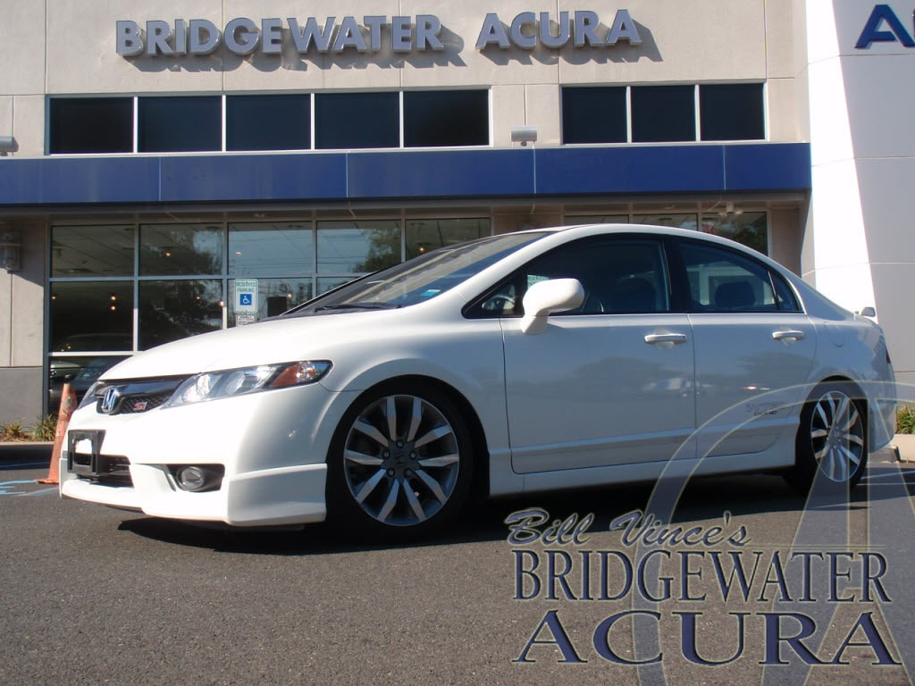 Superior Pre Owned 2009 Honda Civic Si