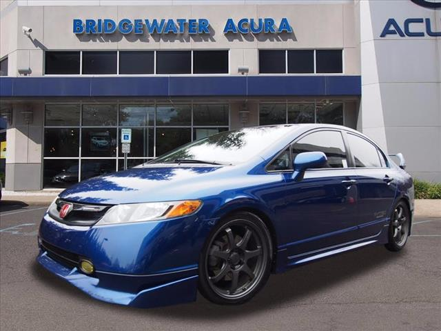 Pre Owned 2008 Honda Civic Mugen Si