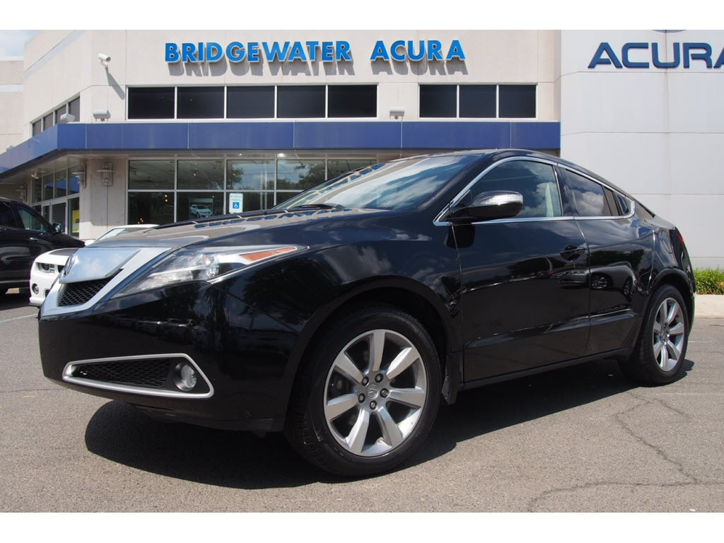 Pre-Owned 2012 Acura ZDX with Technology Package