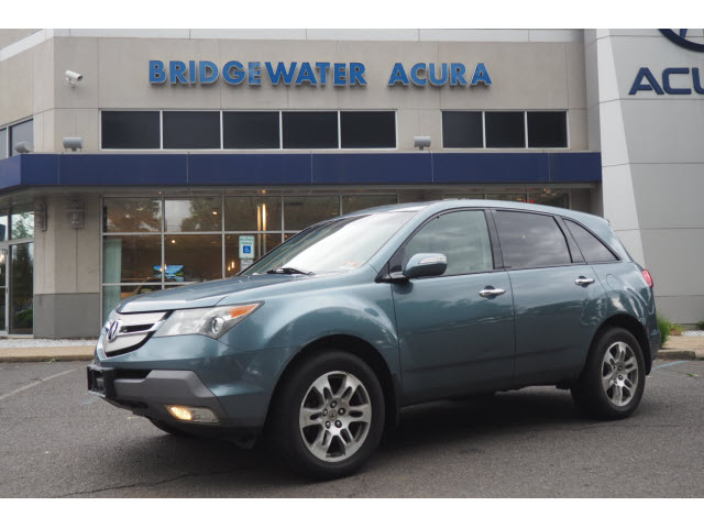 Pre-Owned 2008 Acura MDX SH-AWD
